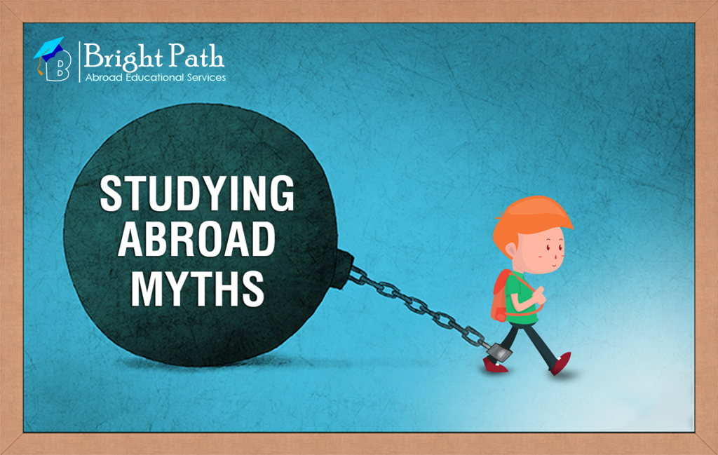 5 Myths of Studying Abroad