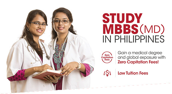 Advantages of Studying MBBS Abroad in Philippines