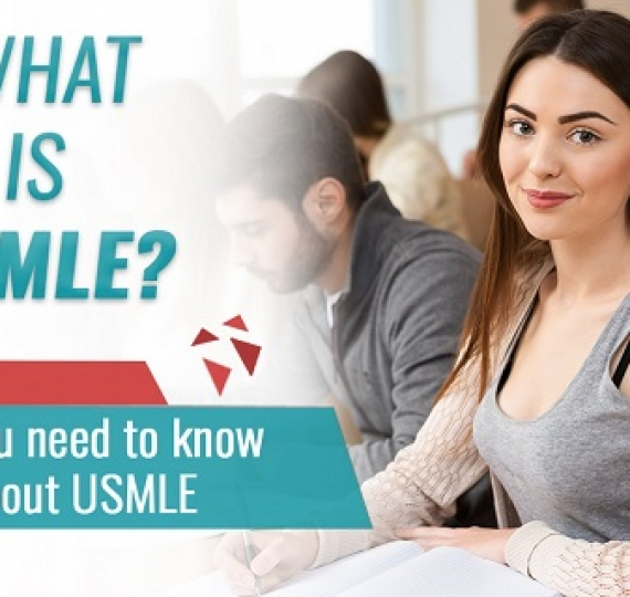 WHAT IS USMLE? ALL YOU NEED TO KNOW ABOUT USMLE.