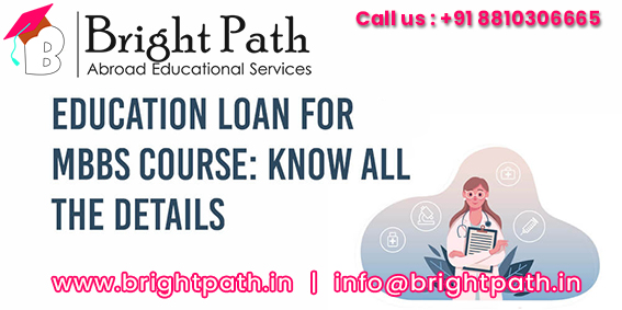 Student Loans for MBBS
