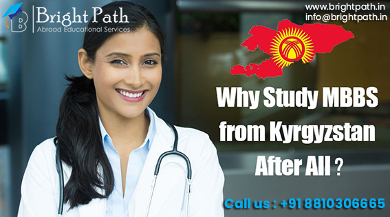 Why Study MBBS in Kyrgyzstan?