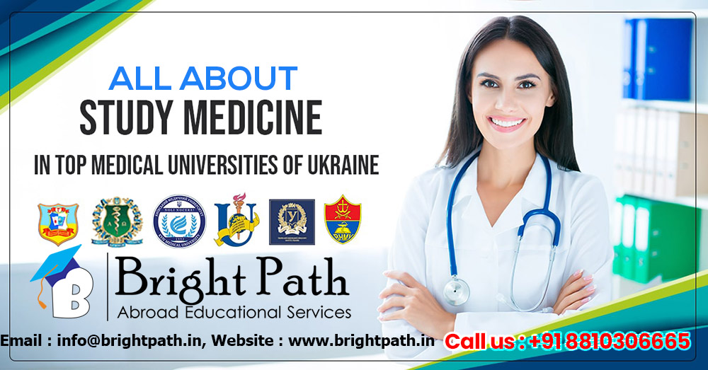 All About MBBS in Ukraine.
