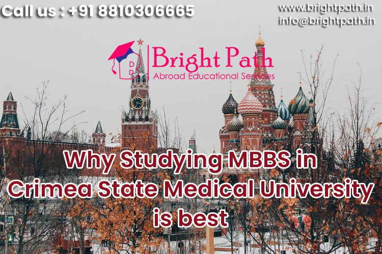 Why Studying MBBS in Crimea State Medical University is best?